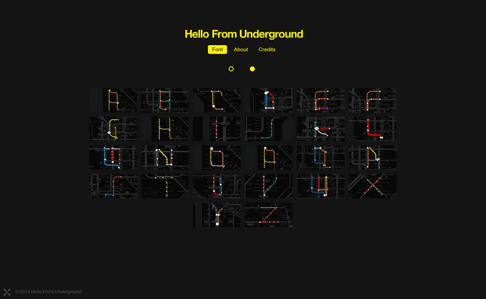 Hello From Underground by Christian Lopez
